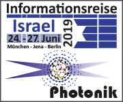 Informationsreise Israel 2019 photonik