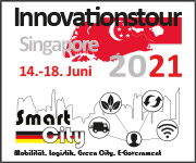 Innovationstour Singapur 2020 - Smart City